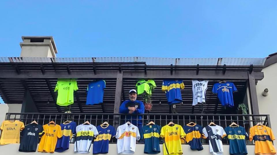 Los hinchas de Boca festejaron el cumpleaños 115 del club