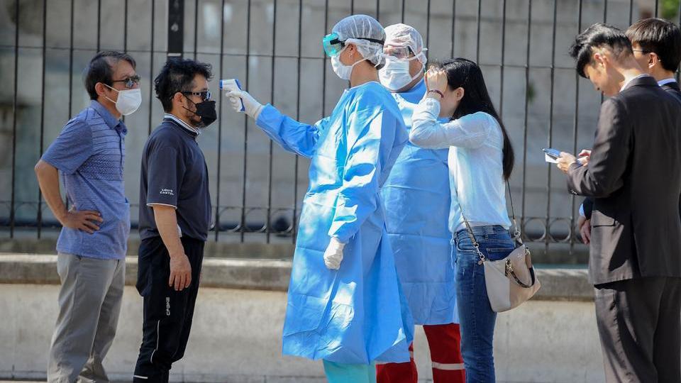 Coronavirus en Argentina: confirmaron 87 nuevos con...  | Página12