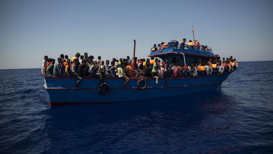 Casi 700 migrantes ahogados en 2019 El último incidente fatal en el Mediterráneo fue registrado hace dos días