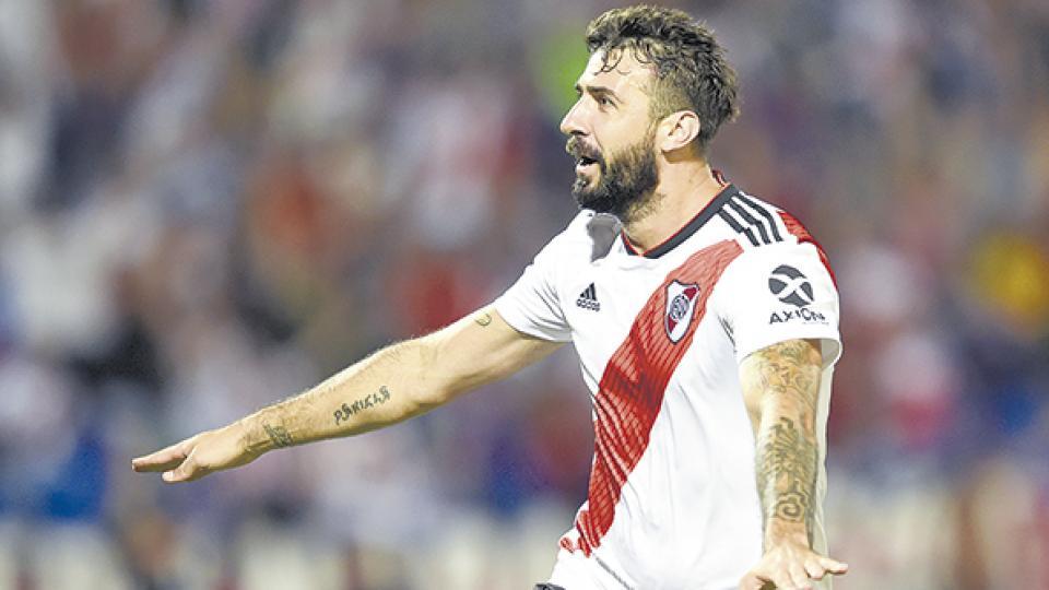 River Plate Lucas Pratto No Se Va El Vicepreside Pagina12