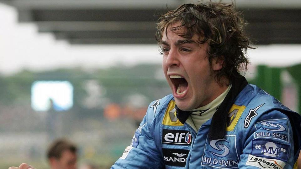 Los fanáticos se ilusionan: ¿Alonso a Renault?