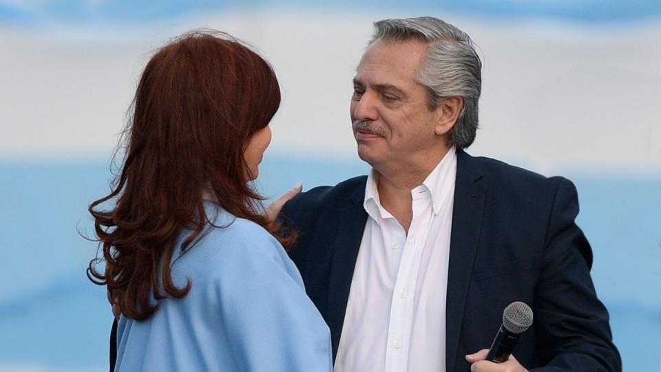 A un año de la oferta presidencial de Cristina Kirc...  | Página12