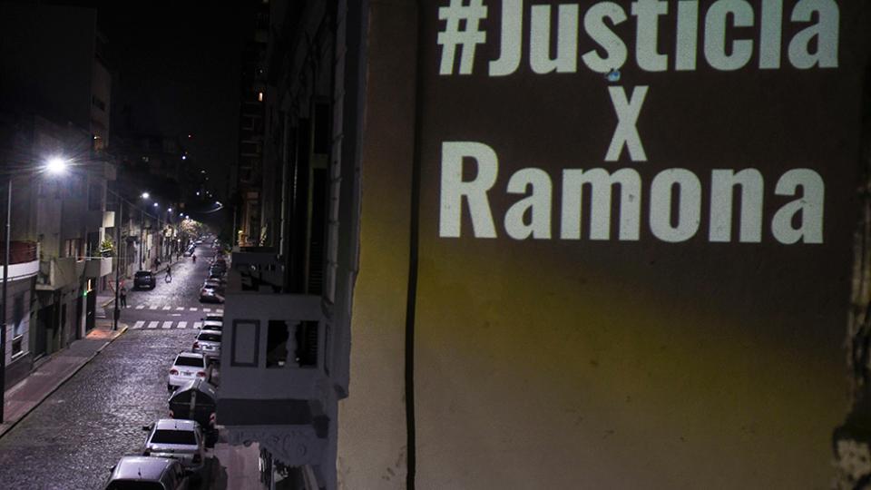 El Gobierno porteño se desligó de la muerte de Ramo...  | Página12