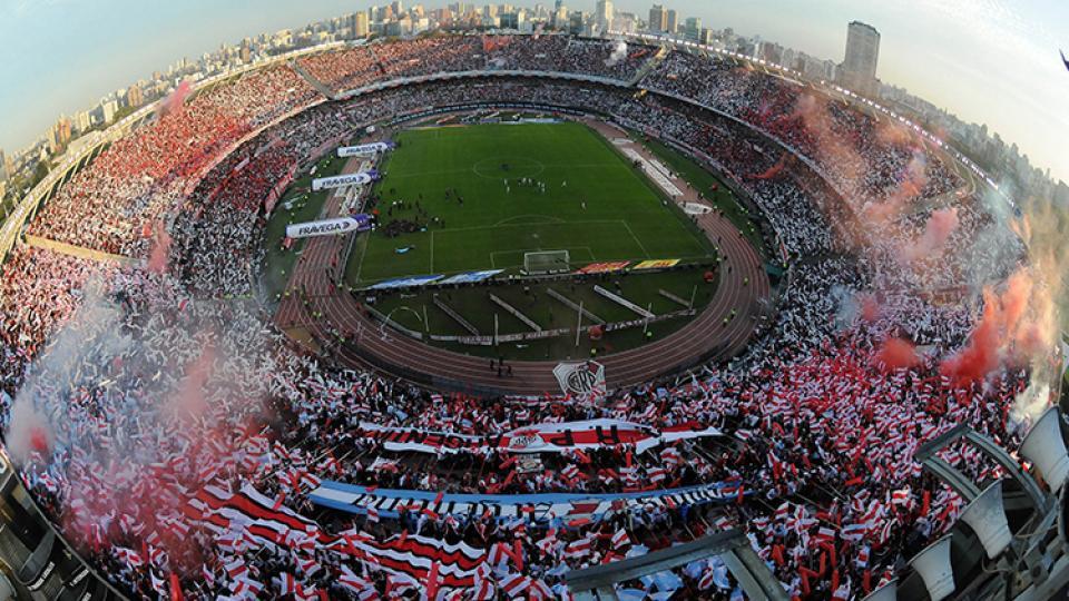 El público de River podrá estar en el estadio en el último encuentro del grupo de la Copa