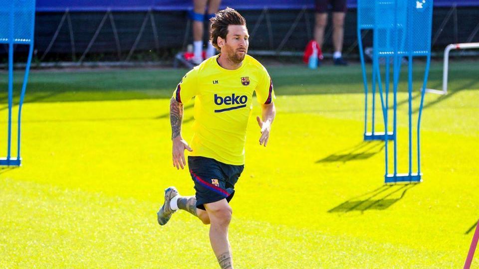 Messi y su fútbol ya tienen fecha de regreso
