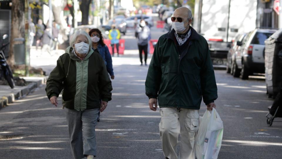 Coronavirus en la Argentina: en las últimas horas m...  | Página12