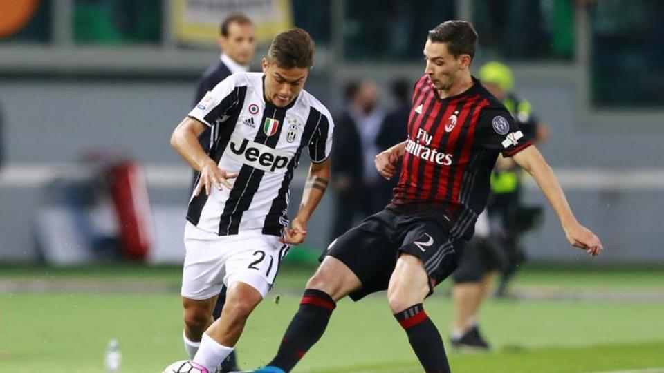 Juventus y Milan definen al primer finalista de la ...  | Página12
