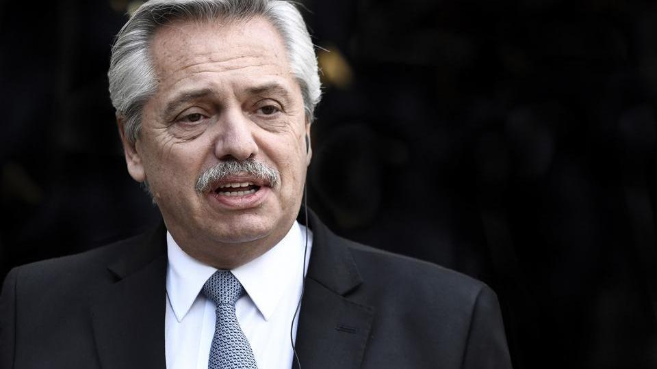 "Alberto Fernandez: ""Así como está, Vicentin va rumb...  | Página12"