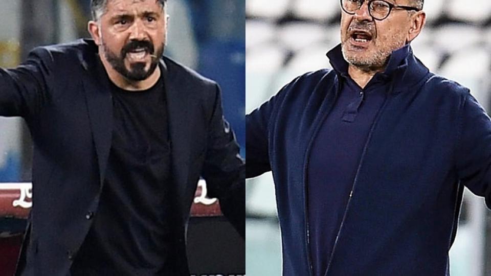 Final de la Copa Italia: Juventus y Napoli buscan e...  | Página12