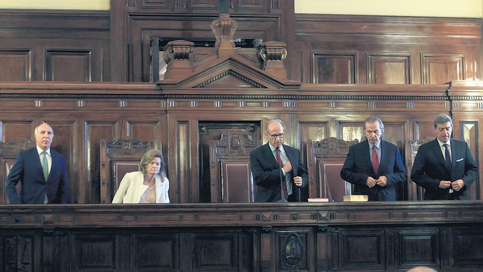 Los jueces deberán analizar ahora los planteos de nulidad pedidos por las partes.