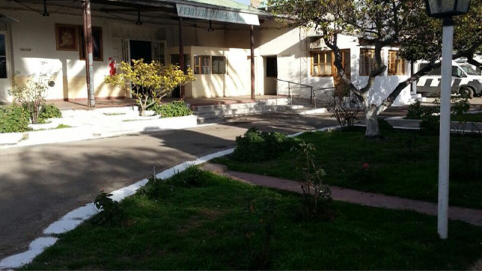 Antonella quedó recluida en San Rafael, Mendoza.