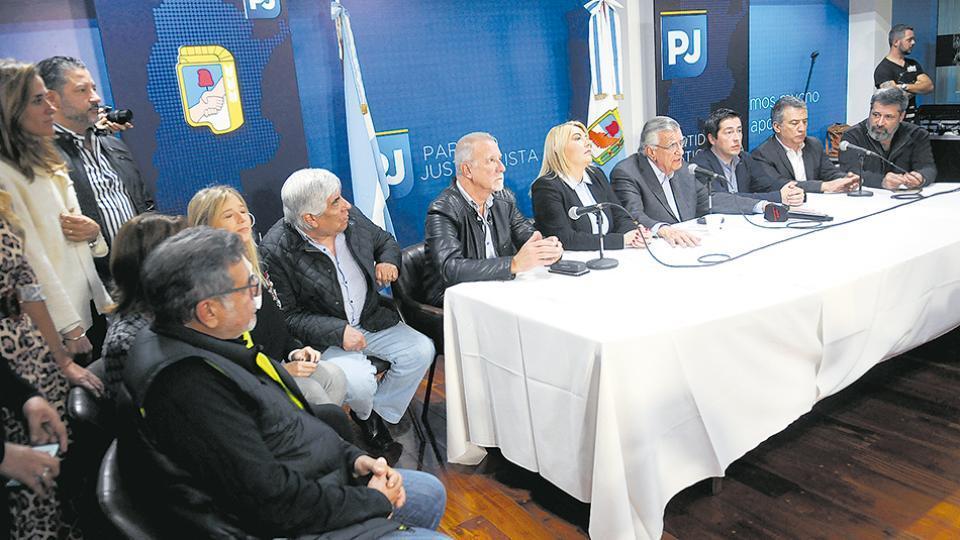 La reunión se realizará en la sede del Partido Justicialista.