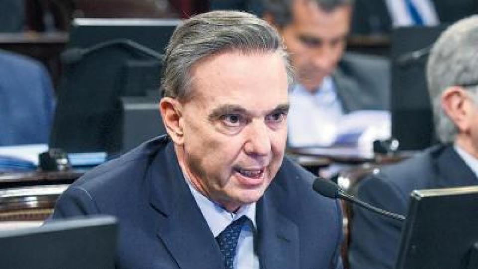 Miguel Pichetto reclamó más seguridad en el Congreso