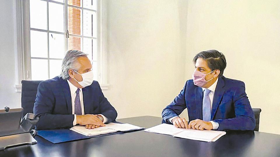 """""""Si al Gobierno de la Ciudad le preocupara la educación, no hubiese transitado el proceso de desinversión educativa que transitó con Macri y con Larreta"""", dijo Nicolás Trotta."""