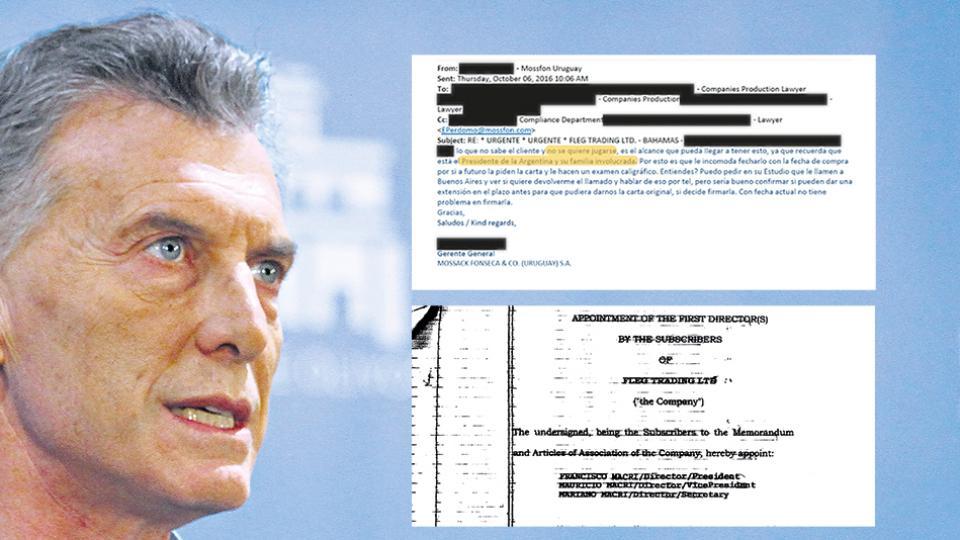 Gianfranco Macri, el hermano del Presidente que aparece apuntado por la revelación de su participación en el blanqueo de activos.