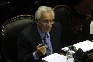 Recalde anticipó que quiere cambios al proyecto de reforma laboral. (Fuente: DyN)