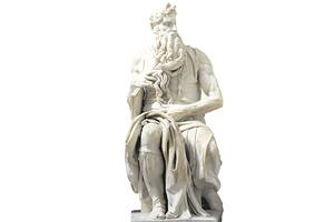 El Moisés, de Miguel Angel.