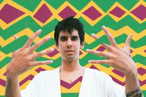 Juan Zaballa y un disco desprejuicidado con temas reggae, bossa y cumbia, escrito para reconectar con sus raíces latinas. (Fuente: Matthew James Wilson / José Berrio Lemes)