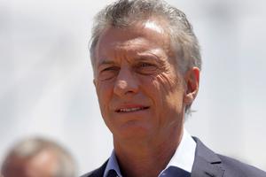 """""""Seguimos trabajando para una Argentina más libre y diversa"""", según el tuit que ensalza al ex presidente. (Fuente: NA)"""