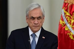 El presidente de Chile, Sebastián Piñera. (Fuente: AFP)