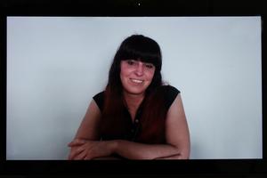 Valeria Colombo, que empezó a hacerlos hace 12 años, tiene mucha experiencia enjuegos sociales, advergaming y VR. (Fuente: Cecilia Salas)