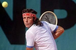 Guillermo Vilas, leyenda del tenis argentino.