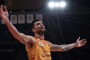 El volver a vivir de Carlos Delfino en el básquetbol italiano.