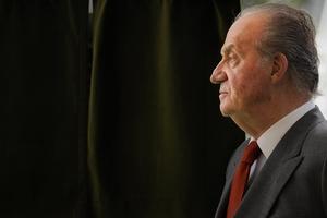 Juan Carlos buscó aliviar su situación impositiva con un pago voluntario. (Fuente: AFP)