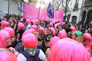 Socorristas en Red es una organización fundamental en el acompañamiento de abortos legales por causales. (Fuente: Jose Nicolini)