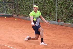 Nicolás Kicker se impuso en la prequaly del Argentina Open. (Fuente: Prensa Argentina Open)