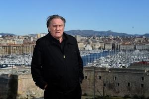 El actor francés Gérard Depardieu imputado por violación. (Fuente: AFP)