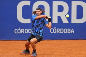 Andrea Collarini, un tenista con inquietudes diferentes en el circuito de la ATP. (Fuente: Córdoba Open)