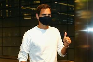 Roger Federer, impecable a los 39 años. (Fuente: AFP)