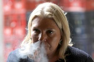 """La denuncia de los abogados cordobeses contra Elisa Carrió, quien acusó penalmente al Gobierno por """"envenenamiento"""", pareciera tener por ahora las puertas cerradas."""