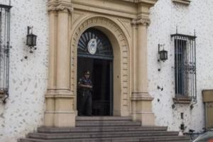 Edificio de la Justicia Federal en Salta