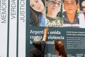 El 8 de mayo es el Día Nacional de lucha contra la violencia institucional. (Fuente: Manuel Pedregal)
