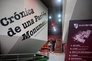 El Museo de River se prepara para celebrar los 120 años de historia del club (Fuente: Alejandro Leiva)