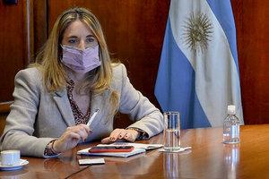 La asesora presidencial Nicolini viajó junto con Carla Vizzotti a México y Cuba para interiorizarse sobre distintas vacunas. (Fuente: NA)