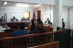 Audiencia de juicio en Orán.