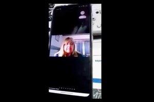 El discurso negacionista deRazuri fue captado por la madre de alumnos secundarios en Santa Cruz