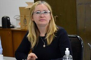Hebe Casado, diputada provincial mendocina de Juntos por el Cambio. (Fuente: NA)