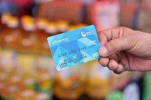 La tarjeta otorga subsidios de entre 6000 y 12.000 pesos.