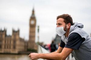 """Las restricciones por el conoravirus en el Reino Unido terminarán el 19 de julio, en el que dio en llamarse """"Freedom day"""". (Fuente: AFP)"""