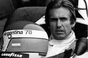 Carlos Reutemann, corrió durante 10 años en la Fórmula 1. (Fuente: NA)