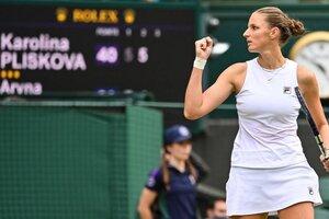 Karolina Pliskova aspira a ganar su primer torneo de Grand Slam (Fuente: AFP)