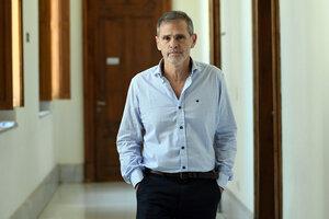 El ex ministro de Gobierno Esteban Borgonovo.