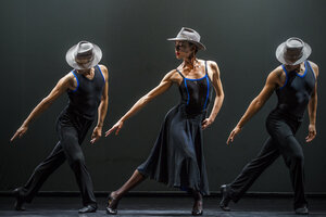 """""""Su música me conmueve mucho, me hace llorar"""", dice el coreógrafo Mauricio Wainrot."""