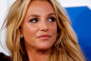 Britney está hace 13 años bajo la tutela de su padre, quien controla todos sus bienes. (Fuente: AFP)