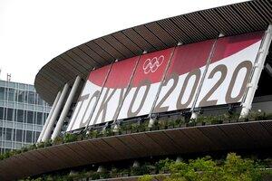 Los Juegos Olímpicos de Tokio, en riesgo hasta último momento (Fuente: AFP)