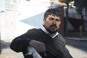 """Matías Fernández subraya la """"responsabilidad"""" de la gestión. (Fuente: Sebastián Joel Vargas)"""